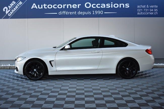coupe BMW 4er 420i Coupé xDrive