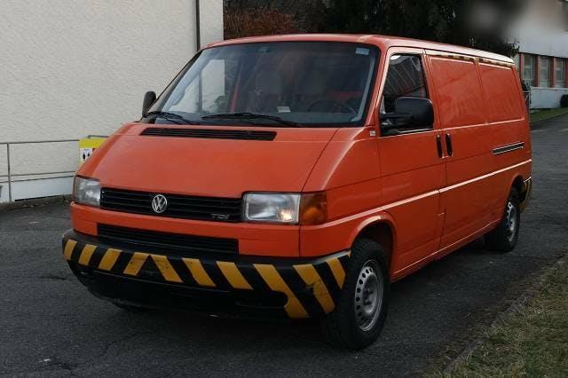 bus VW T4 VW 2.5TDI syncro - Kanalreinigungsfahrzeug