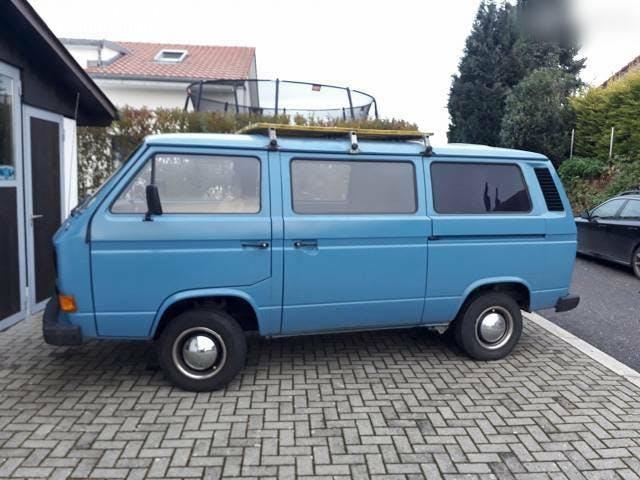 bus VW Typ 2 VW Typ2 T3 Jg. 1984