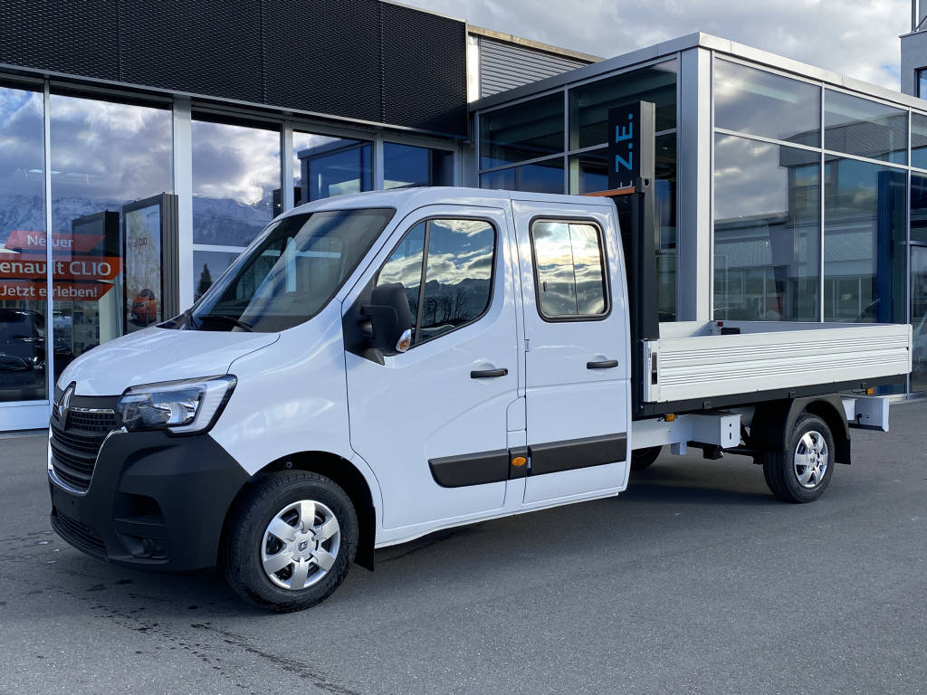 Buy Pick Up Renault Master Pup 3 5t L3h1 2 3 Dci 180 Tt On