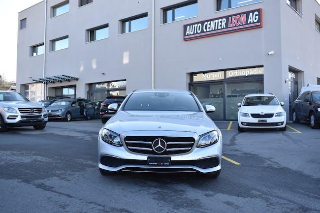 saloon Mercedes-Benz E-Klasse E 200 4Matic 9G-Tronic