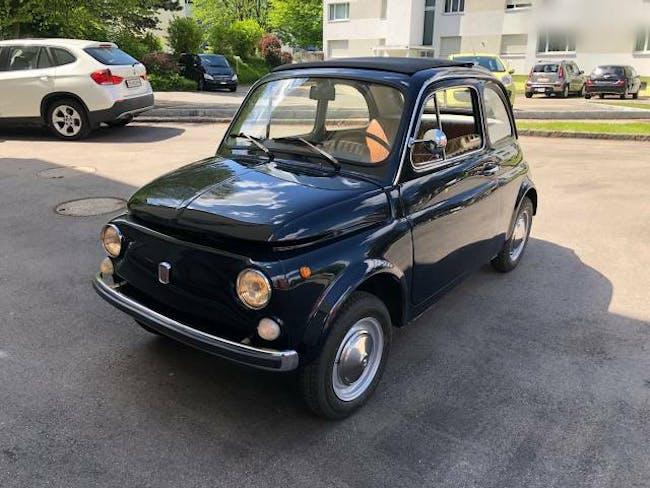 cabriolet Fiat 500L Zu verkaufen  Fiat 110F(Berlina 500 L) veteran