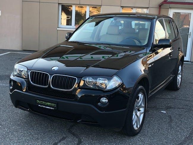 suv BMW X3 xDrive 20i (2.0i)