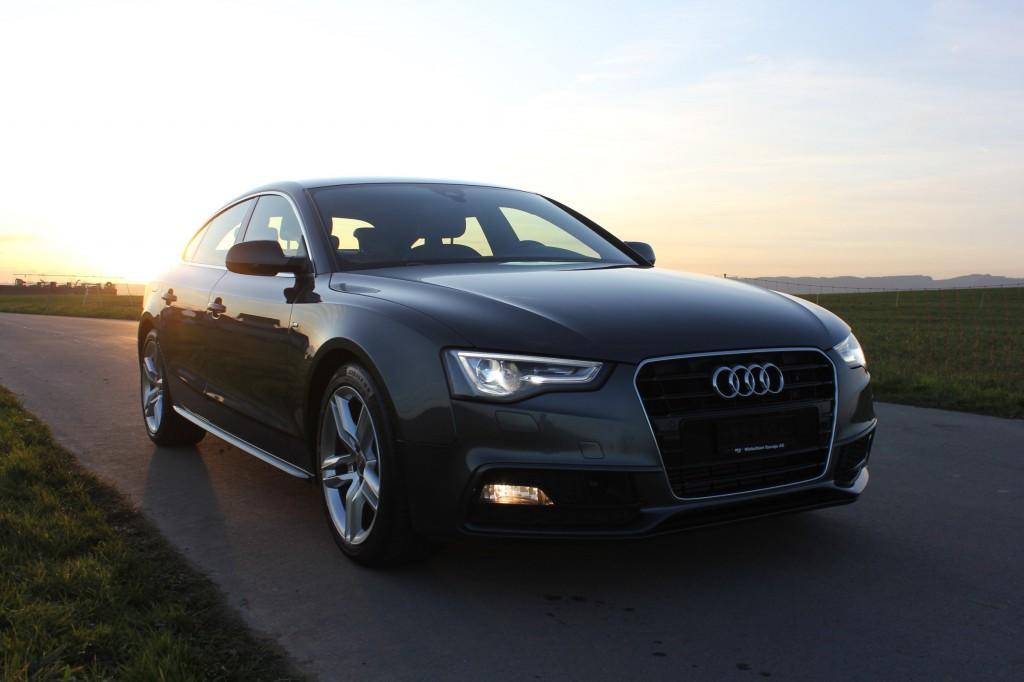 Used Audi A5 2.0 TDI