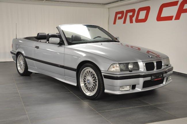 cabriolet BMW 3er 325i Cabrio