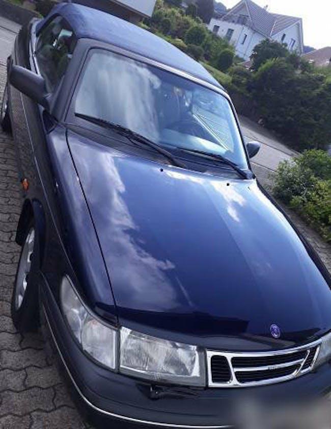 cabriolet Saab 900 Saab Cabrio