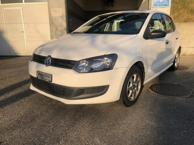 saloon VW Polo 1.6 TDI Trend