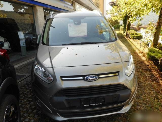 bus Ford Connect Ford Tourneo 15 Tdci Titanium