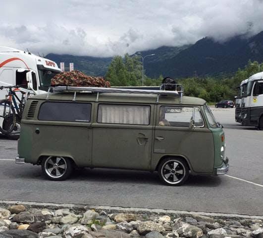 bus VW Typ 2 VW Bus T2b **Top Angebot**