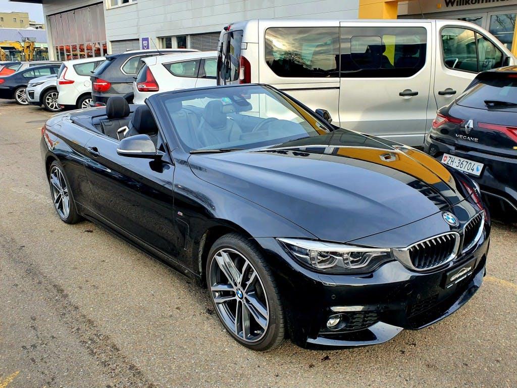 cabriolet BMW 4er 440i Cabriolet xDrive Steptronic