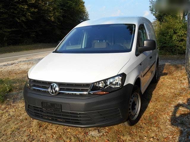 bus VW Caddy VW mit SORTIMOAUSSTATTUNG erst 600km gelaufen