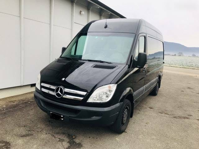 bus Mercedes-Benz Sprinter Mercedes 315CDI Frisch Ab MFK