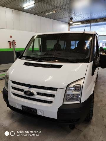 bus Ford Transit Ford 2.2