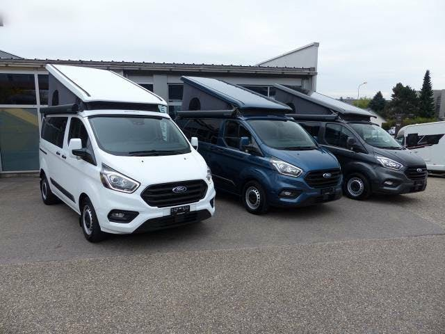 bus Ford Transit Ford Nugget Westfalia 170PS Automat *Facelift*
