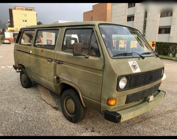 bus VW Typ 2 Vw  T3