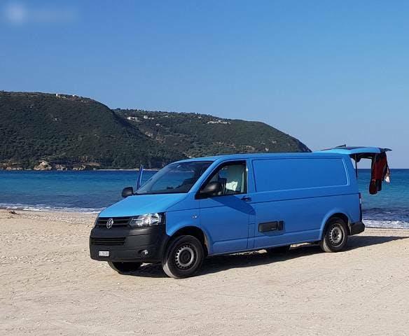 bus VW T5 Campingbus Multivan