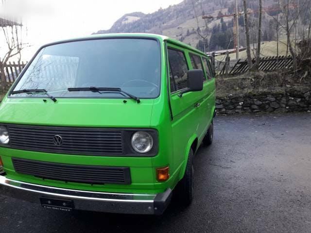 bus VW Typ 2 vw t3 (t2)