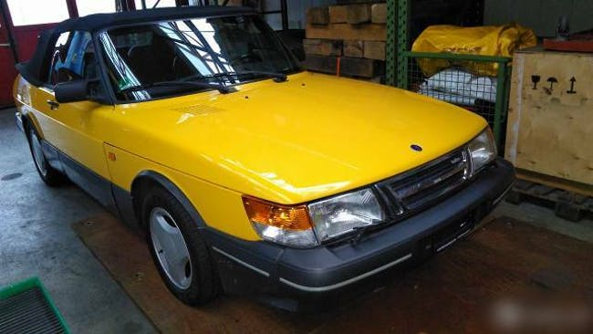 """cabriolet Saab 900 Zu verkaufen sehr schöner Saab Carbrio """"Monte Carlo"""""""