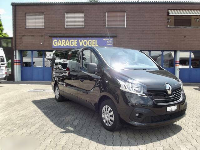 bus Renault Trafic RENAULT ENERGY dCi 145 Grand Passenger Expression