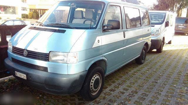 bus VW T4 VW 9 Plätzer / guter mechanischer Zustand