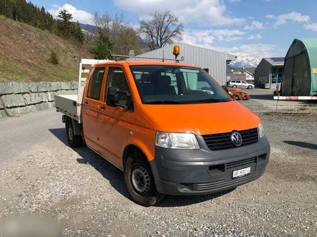bus VW T5 VW 2.5Tdi 4x4 2009 B04