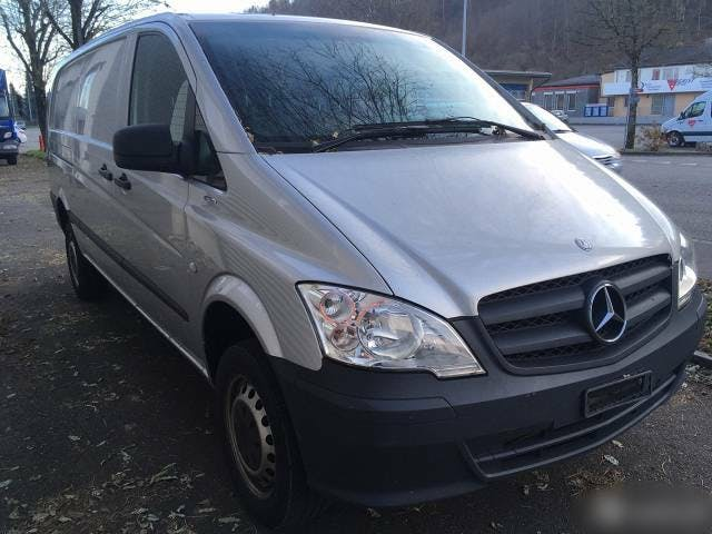 bus Mercedes-Benz Vito Mercedes-Benz 116 CDI 4x4