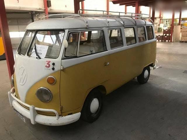 bus VW Typ 2 VW T1 Bulli