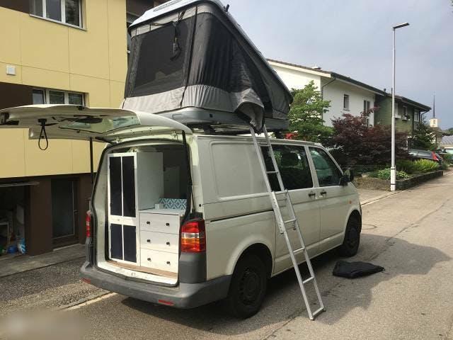 bus VW T5 VW Camper Winterpreis!!!