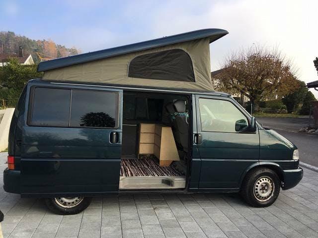 bus VW T4 VW Multivan 5 Plätzer