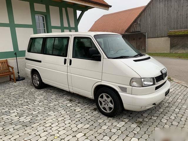 bus VW T4 VW frisch ab Service 102 Ps Manuel