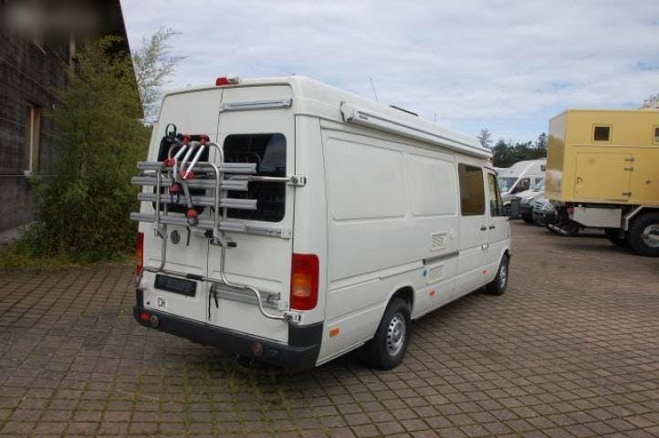 bus VW LT VW 35 Camper-Van (Kastenwagen)