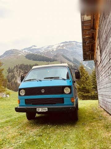 pickup VW Typ 2 VW T3 Camper