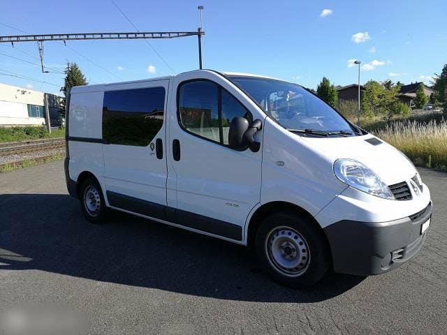 bus Renault Trafic Renault 2.0 cdi L1H1 Camping Ausbau