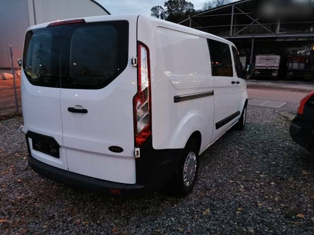 bus Ford Transit Ford custom ambiente 2.2 d
