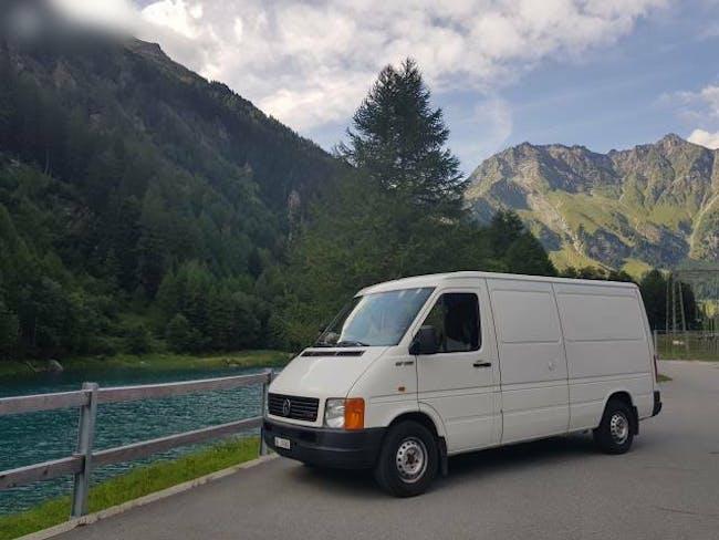 bus VW LT Vw Wohnmobilumbau