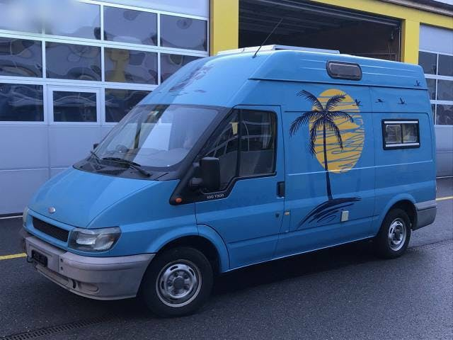 bus Ford Transit Ford 300M Camper / Wohnmobil