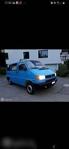 bus VW T4 VW 1.9 Turbo Diesel
