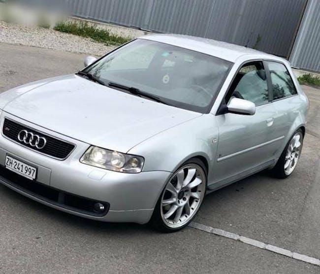 coupe Audi S3 audi jg 2001 Kraftprotz 250ps