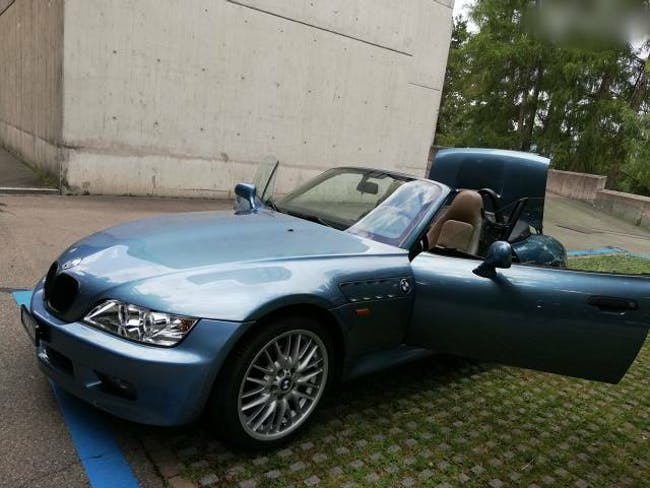 cabriolet BMW Z3 bmw 007