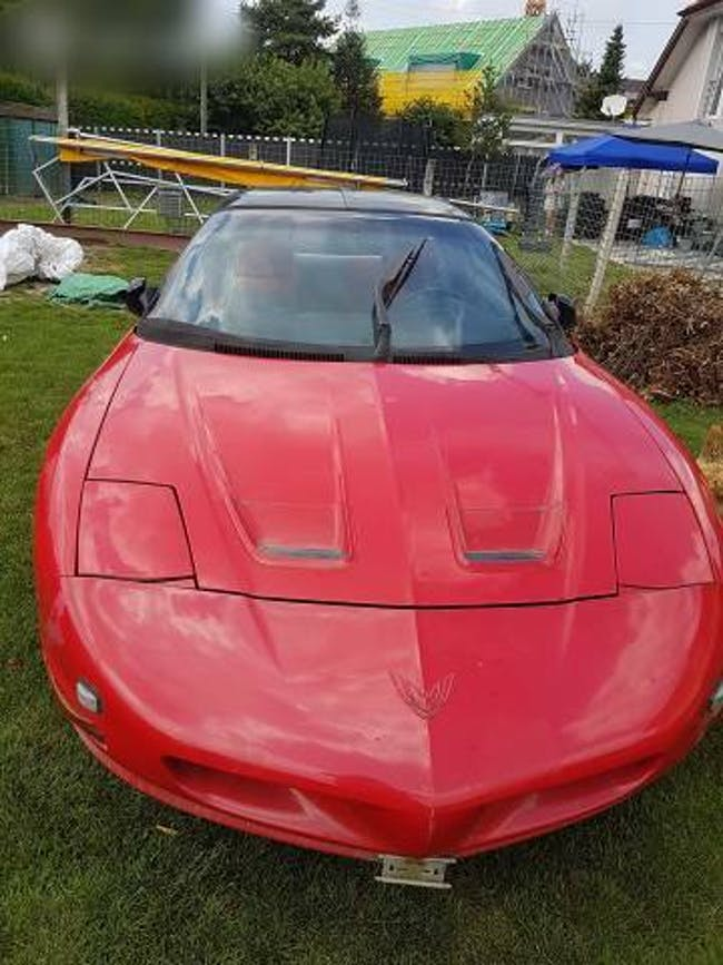 cabriolet Pontiac Firebird Pontiac Firebird