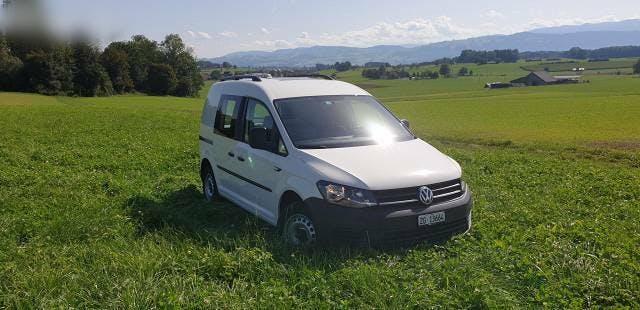 bus VW Caddy VW Camper / Wohnmobil