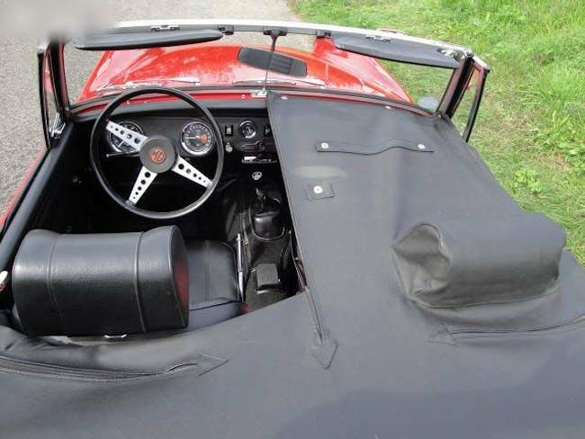 cabriolet MG Midget MG Oldtimer