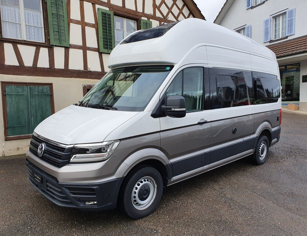 bus VW Crafter Grand California 600 2.0 BI-TDI