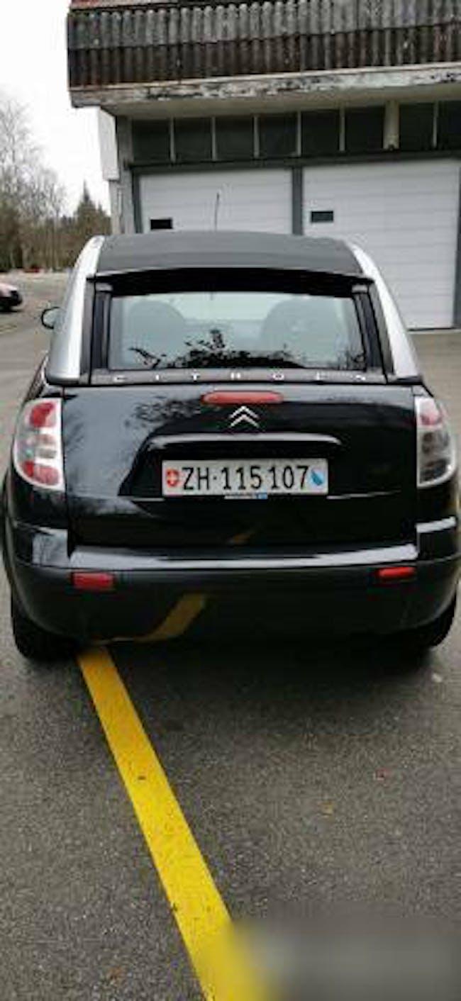 cabriolet Citroën C3 Pluriel Zu Verkaufen