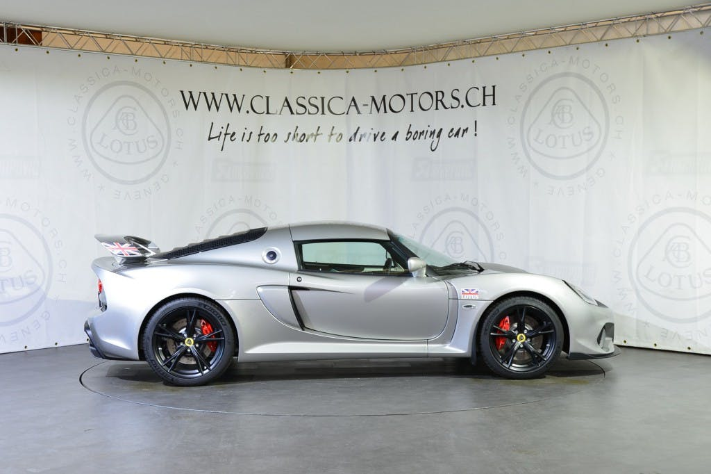 sportscar Lotus Exige Sport 350