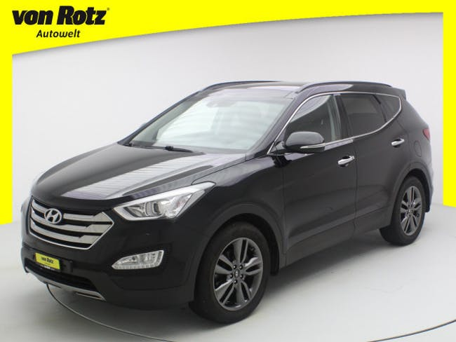 suv Hyundai Santa Fe 2.2CRDI Prem.4WD