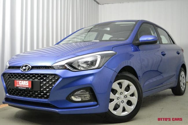 saloon Hyundai i20 1.0 T-GDi Premium 2020