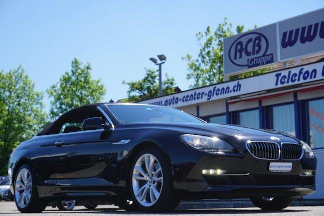 cabriolet BMW 6er 640i