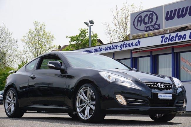 coupe Hyundai Coupé Genesis 2.0 T