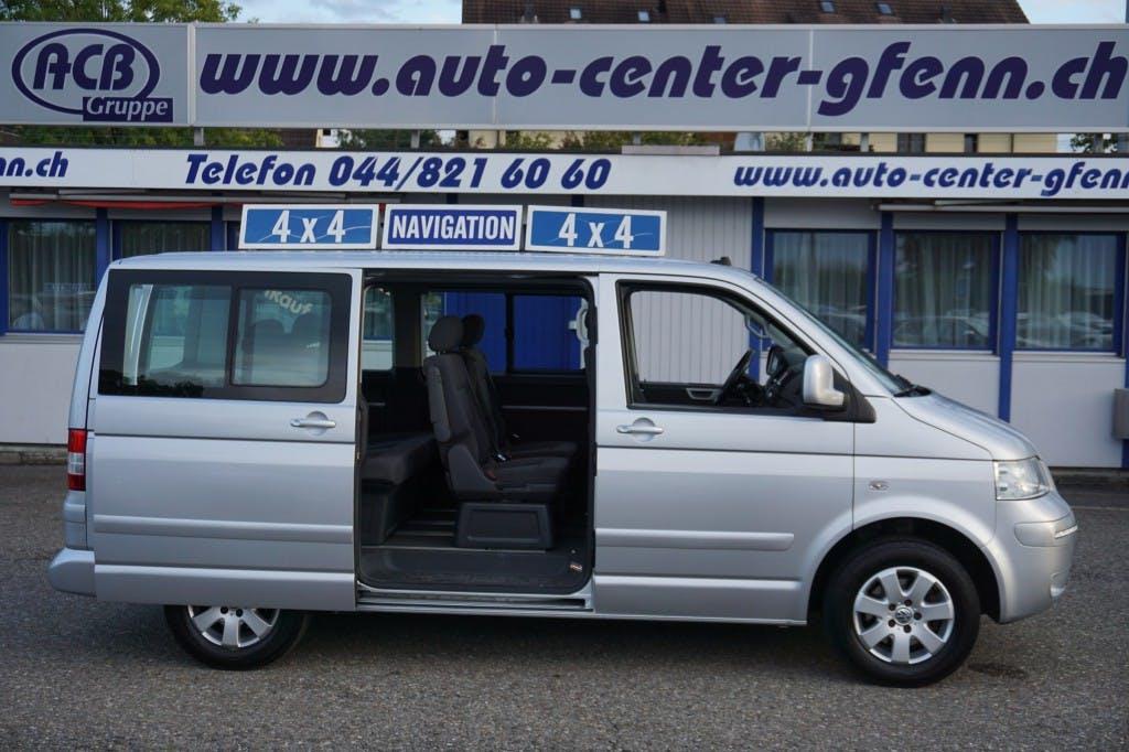 bus VW T5 Multivan Comf. 2.5TDI 4M